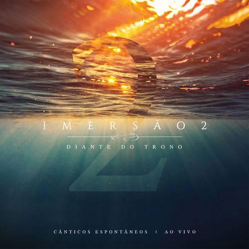 CD Imersão 2 - Diante do Trono