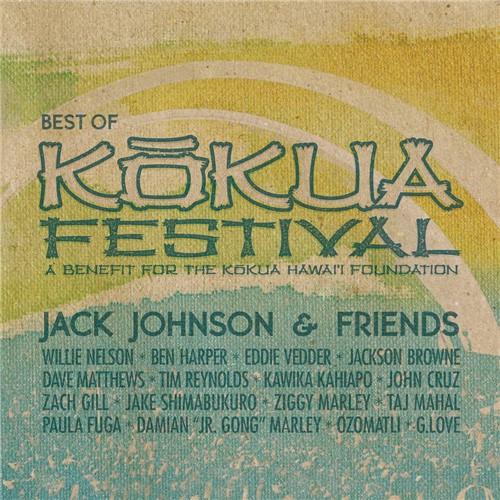 CD Jack Johnson & Friends Best Of Kokua Festival