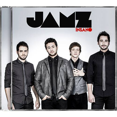 CD - JAMZ - Insano