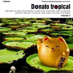 CD João Donato - Tropique Samba Lounge Apresenta: Donato Tropical