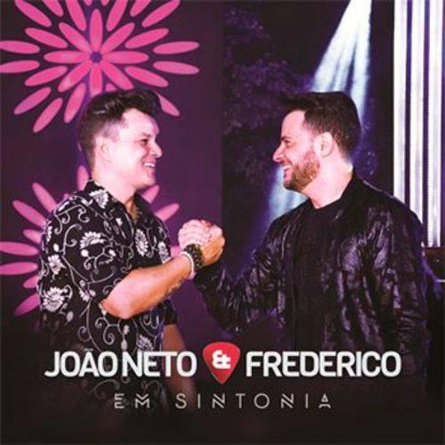 Cd João Neto & Frederico - em Sintonia