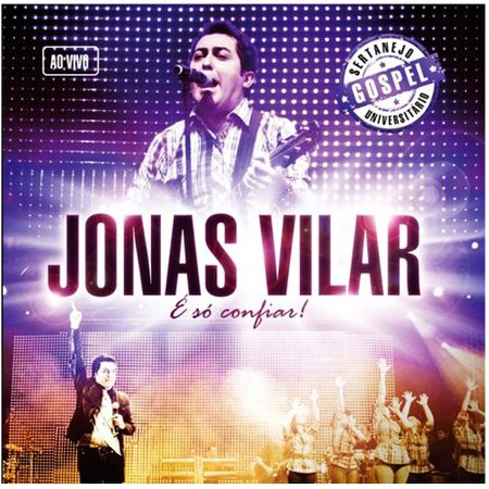 CD Jonas Vilar é só Confiar