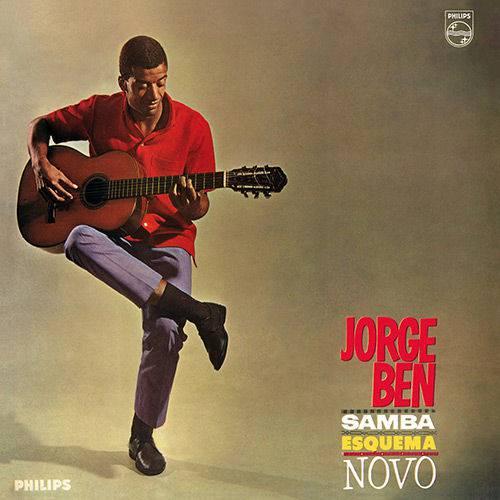 Cd Jorge Ben - Samba Esquema Novo