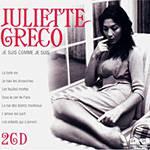 CD Juliette Greco - Je Suis Comme Je Suis (Digipack / Duplo) (Importado)