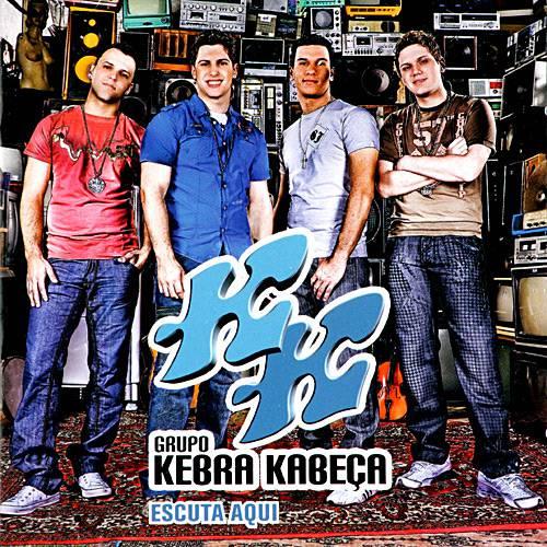 CD Kebra Kabeça - Escuta Aqui