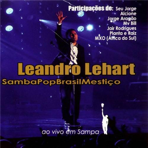 CD Leandro Lehart - Samba Pop Brasil Mestiço