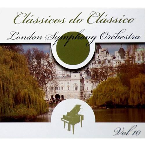 CD Lodon Symphony Orchestra - Clássicos do Clássico - Vol.10