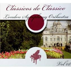 CD Lodon Symphony Orchestra - Clássicos do Clássico - Vol.8