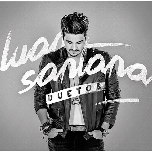 CD - Luan Santana - Duetos