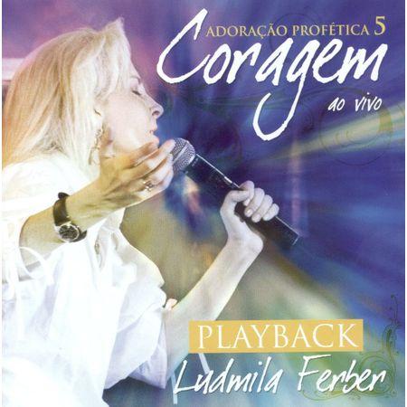 CD Ludmila Ferber Coragem (Play-Back)