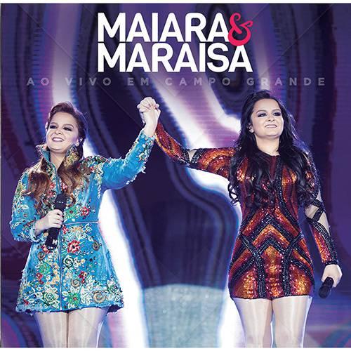 CD Maraia & Maraísa - ao Vivo em Campo Grande