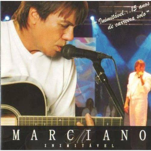 Cd Marciano - Inimitável