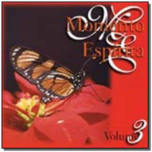 Cd Momento Espirita Vol 03