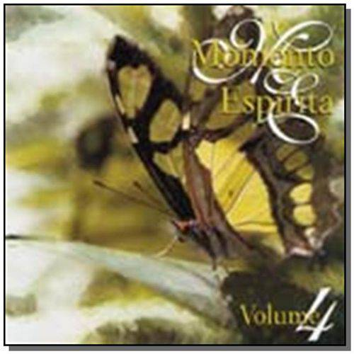 Cd - Momento Espirita - Vol. 04