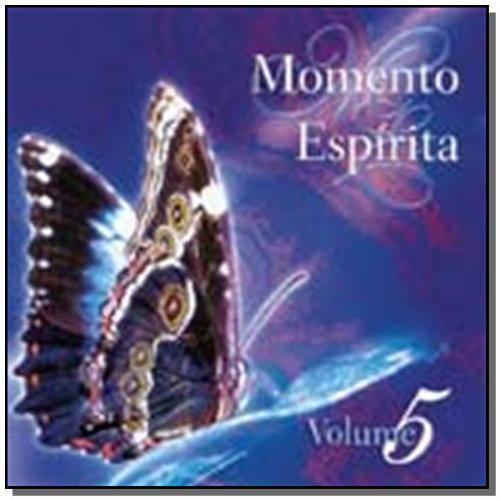 Cd - Momento Espirita - Vol. 05