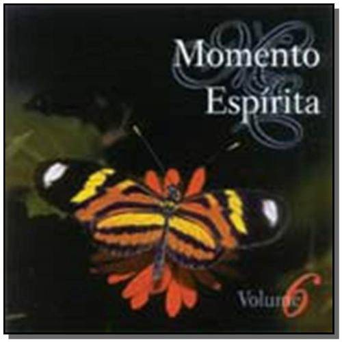 Cd Momento Espirita Vol 06