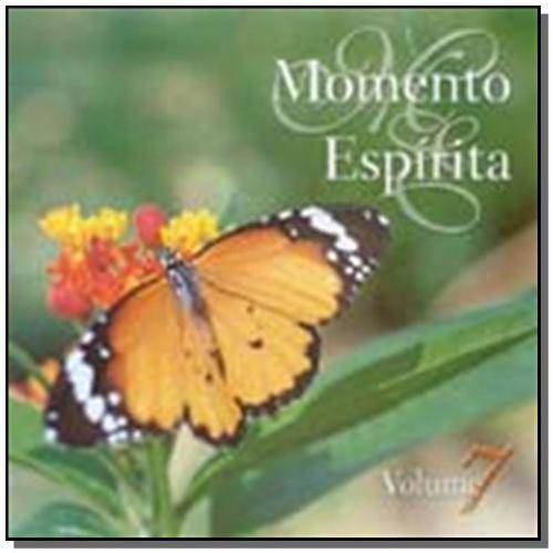 Cd Momento Espirita Vol 07