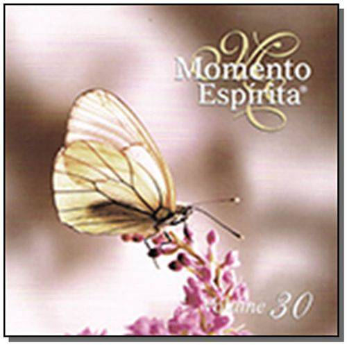 Cd - Momento Espirita - Vol. 30