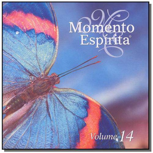 Cd - Momento Espirita - Vol. 14