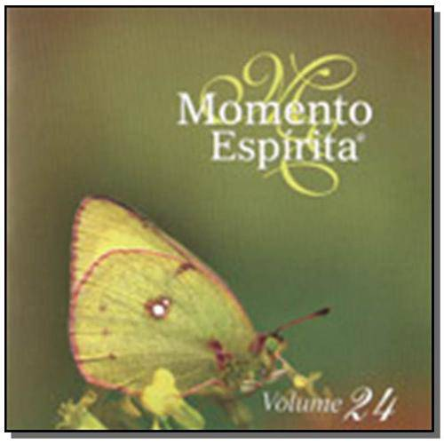 Cd - Momento Espirita - Vol. 24