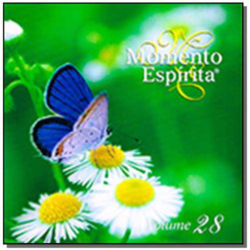Cd Momento Espirita Vol 28