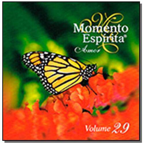 Cd Momento Espirita Vol 29