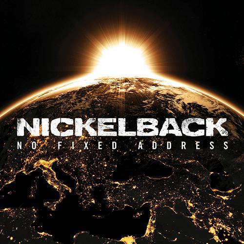 CD - Nickelback - no Fixed Address