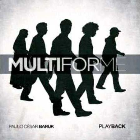 CD Paulo Cesar Baruk Multiforme (Play-Back)