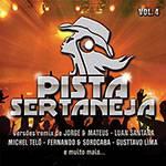 CD - Pista Sertaneja 4