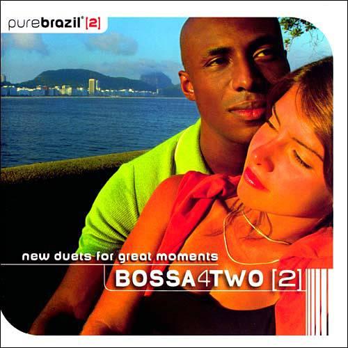 CD Pure Brazil II: Bossa 4 Two 2 (Duplo)