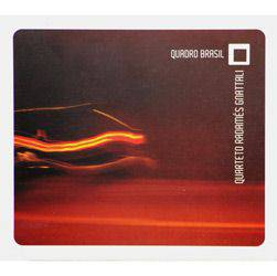 CD Quarteto Radamés Gnattali - Quadro Brasil
