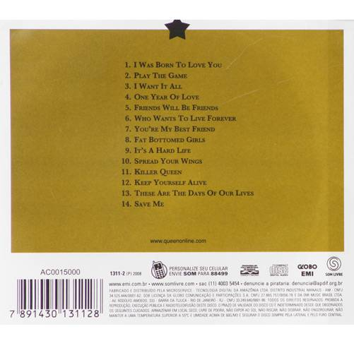 CD Queen - The Collection 2
