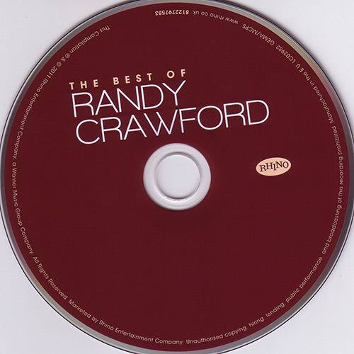 CD Randy Crawford - The Best Of