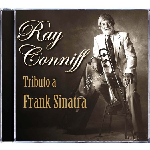 CD Ray Conniff - Tributo a Frank Sinatra - 2010