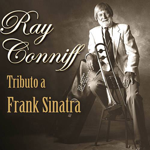 CD Ray Conniff - Tributo a Frank Sinatra