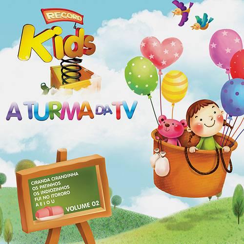 CD Record Kids - Volume 2