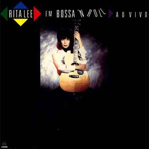 """CD Rita Lee - Bossa N""""""""Roll ao Vivo"""