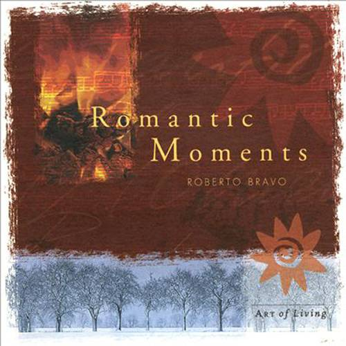 CD Roberto Bravo - Romantic Moments