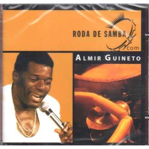 Cd Roda de Samba - Almir Guineto