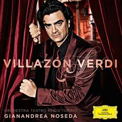 CD Rollando Villazón - Villazón Verdi