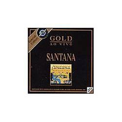 CD Santana - Sacred Fire - Série Gold ao Vivo