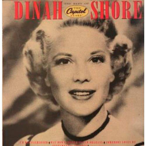 Cd Shore, Dinah - The Best Of