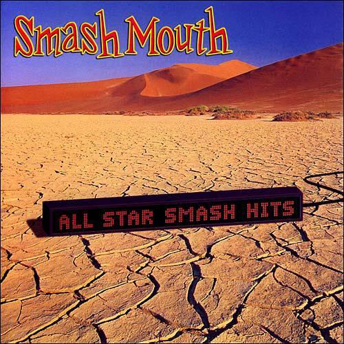 CD Smash Mouth - All Star Smash Hits