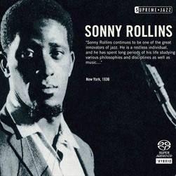 CD Sonny Rollins - Supreme Jazz (Importado)