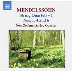 CD String Quartets Vol. 1 Nos. 1, 4 And 6 (Importado)