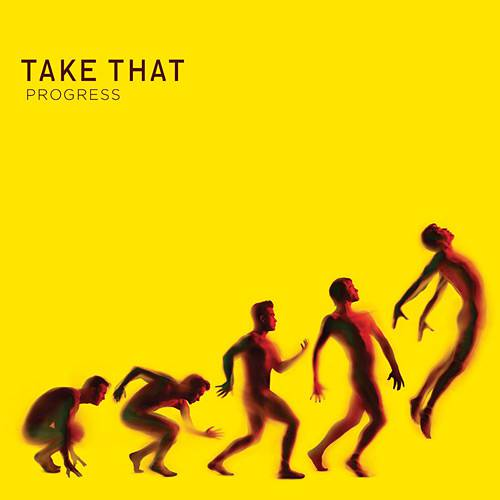 CD Take That - Progress