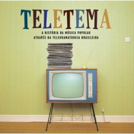 CD Teletema - a História da Música Popular Através da Teledramaturgia Brasileira