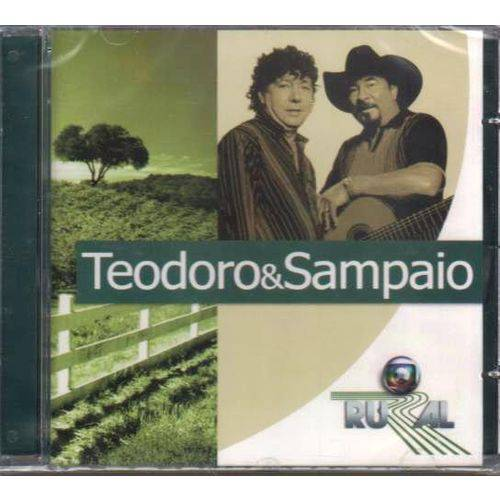 Cd Teodoro & Sampaio - Globo Rural