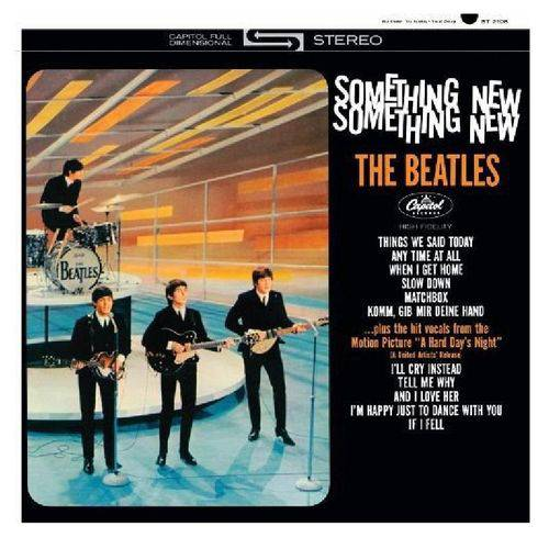 CD The Beatles - Something New