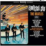 CD - The Beatles - Something New